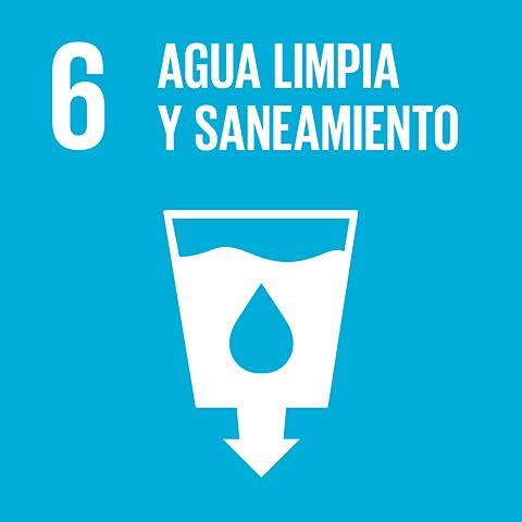 Objetivo 6: Garantizar la disponibilidad de agua y su gestión sostenible y el saneamiento para todos