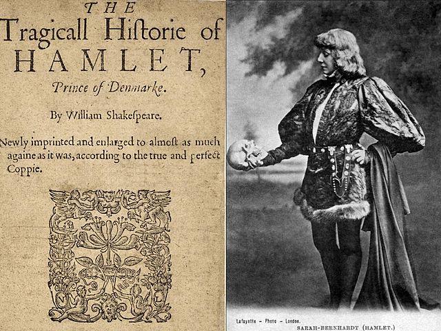Hamlet by Shakespeare´s