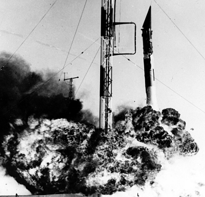 First U.S. Attempt to Launch