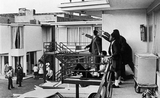 MLKJ Assassination