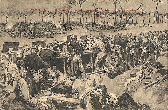 Batalla de l'Yser