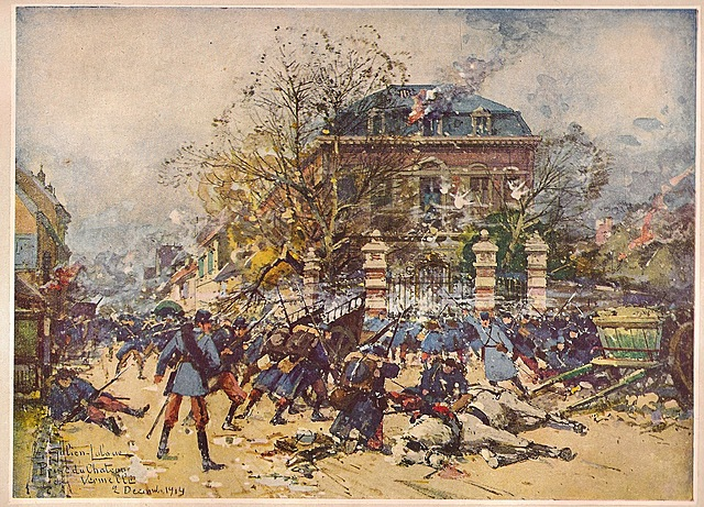 Primera batalla d'Artois