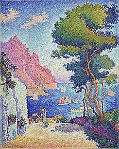 'Cabo de Noli' de Signac