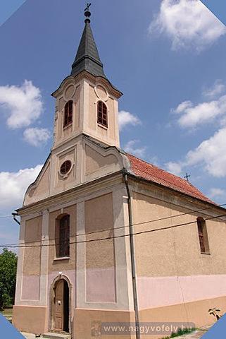 1777: katolikus templom