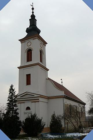1806: református templom