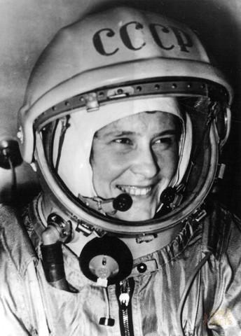 Cosmonaut Valentia Tereshkova