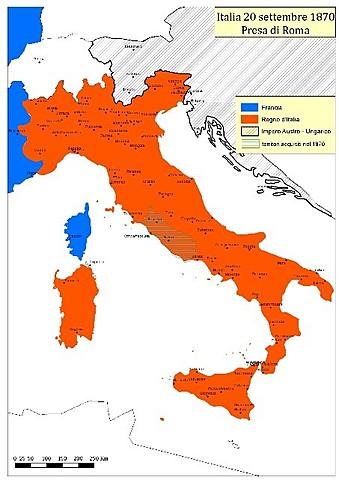 Annessione dello Stato pontificio