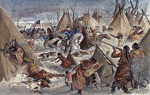 Battaglia di Washita