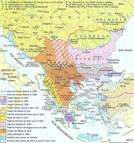 Les conquestes alemanyes dels Balcans