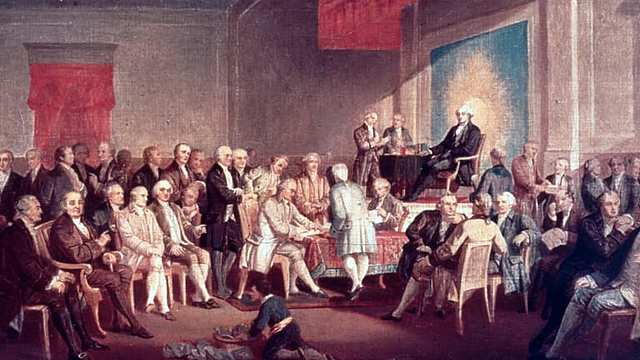 Constitution Ratified