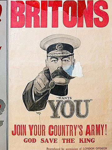 Gran Bretanya estén el reclutament obligatori