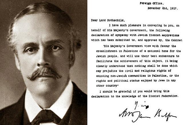 Declaració Balfour