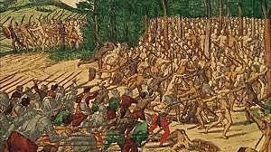 Po'Pay's Rebellion / Pueblo Revolt