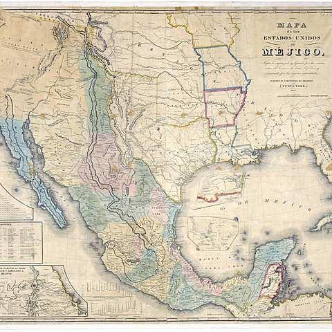 Treaty of Guadeloupe Hidalgo