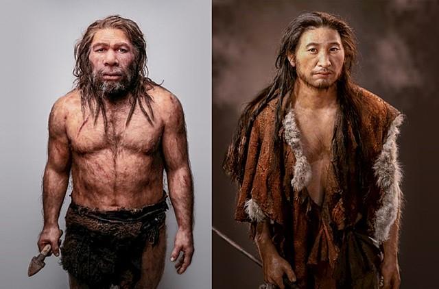 Ultima evolucion HOMO SAPIENS