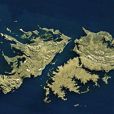 Linea de Tiempo-Islas Malvinas timeline