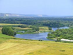 В 1851 году совершил поездку в бассейны реки Оки и Дона