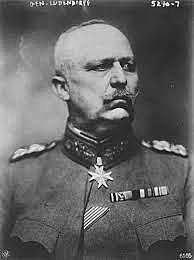 Dimiteix el general Ludendorff