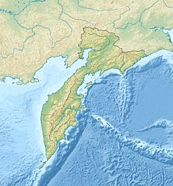В 1725 первая Камчатская экспедиция