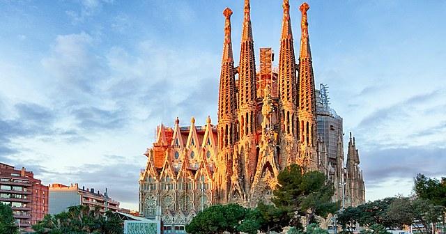 'La Sagrada Familia' de Gaudí