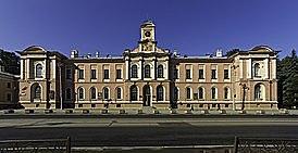 В 1906 году поступил в Московский сельскохозяйственный институт на агрономический факультет
