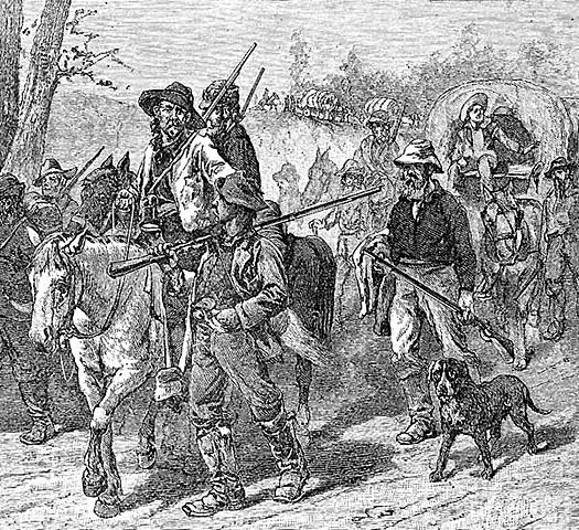 Missouri Kansas Border Wars