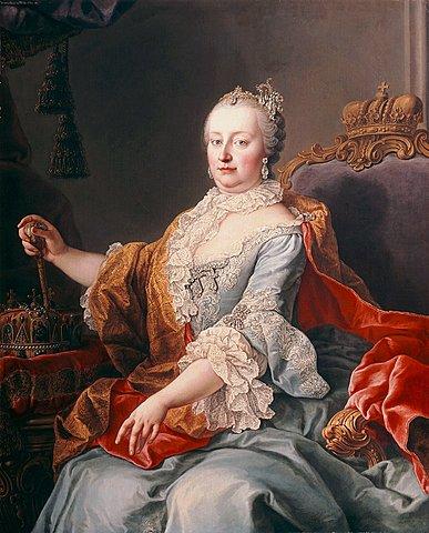 Mária Terézia (1740-1780) rendeletei