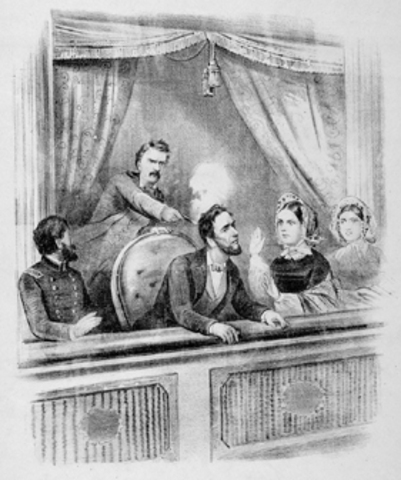assassination of Abraham Lincoln