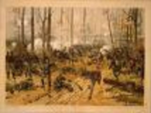 Shiloh Peninsula campaign