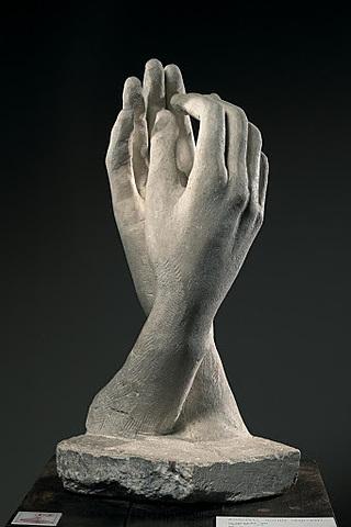 'La catedral' de Rodin