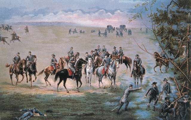 2nd Bull Run Manassas