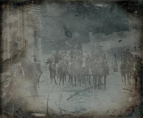 The First War is Photographed