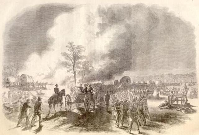 Seven Days Peninsula Campaign