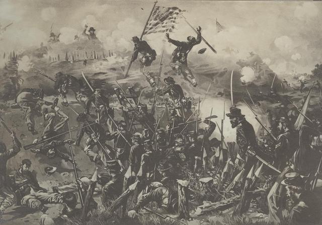Vicksburg Siege