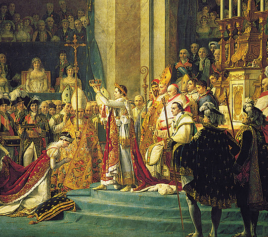 Napoleon is Crowned Emperor of France