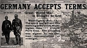 Armistice of November 11th