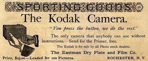 KODAK & George Eastman