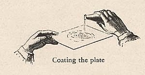 Wet Collodian Process