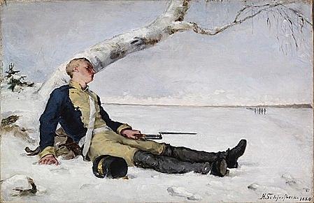Участвовал в Русско-шведской 1808—1809 годов