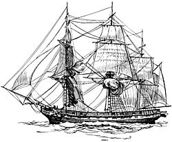 В 1813 году в возрасте 25 лет лейтенант Лазарев получил новое назначение — командовать фрегатом «Суворов», отправляющимся в кругосветное плавание.