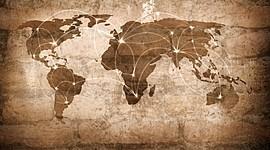 História del 1930 al 2020 timeline