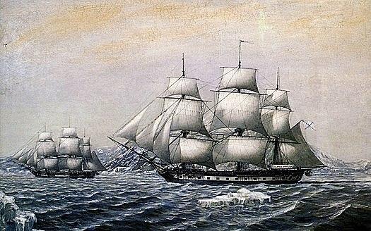 В марте 1819 года Лазарев получил назначение командовать шлюпом «Мирный», которому предстояло отплыть в Антарктику в составе антарктической экспедиции. Лазарев принял на себя непосредственное руководство всеми подготовительными работами.
