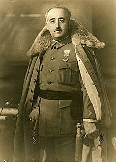 Franco generalísimo