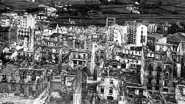 Bombardeo Gernica