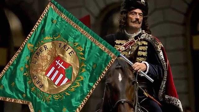 Zászlót bont a kuruc felkelés