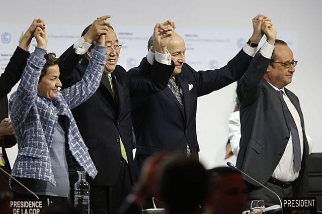 La recta final de l'Acord de París contra el canvi climàtic