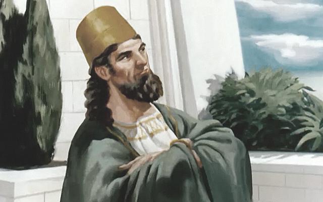 Menahem becomes king of Israel