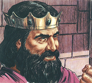 Pekah becomes king of Israel