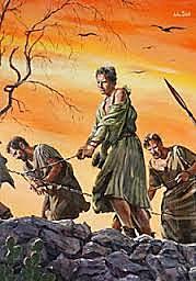 Hoshea becomes king of Israel