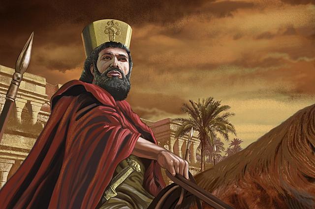 Jotham becomes king of Judah